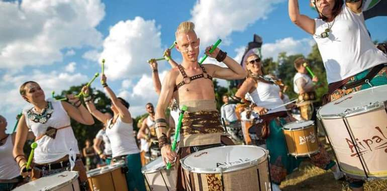 Sambafestival 2018 Coburg