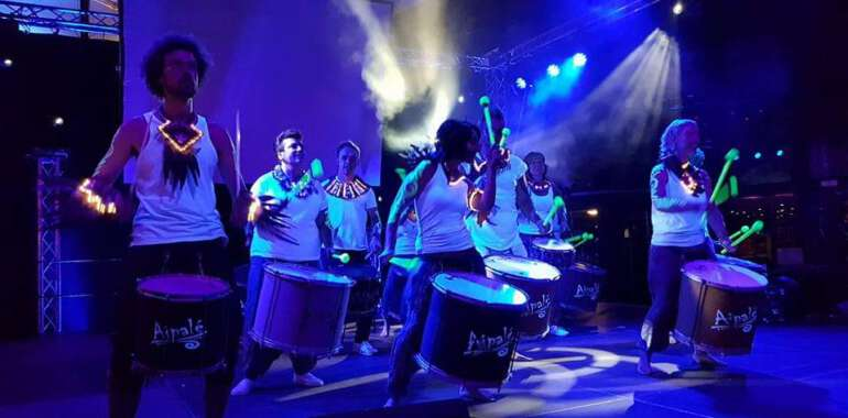 SaSy  Samba Syndrom 2017 in Berlin